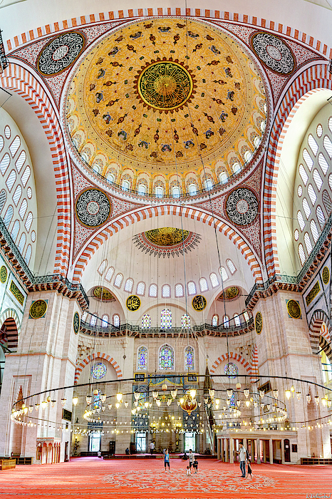 Suleiman's Mosque 03 by Weston Westmoreland